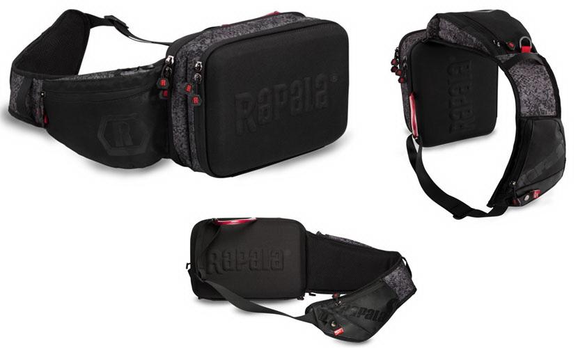 Rapala Urban Classic Sling Bag táska - RUCSB Ajánlott. Botzsákok 6222529746